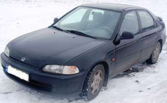 Dobre Miasto: Honda Civic 1.5 16V Sedan 1994
