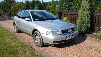 Dywity: Audi A4 - 1.9 TDI 115KM - Automat - tiptronic