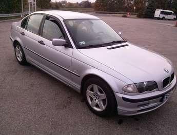 Bartoszyce (miasto): BMW e46 320D 2000r 136km 2.0 Diesel