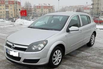Olsztyn: Opel Astra III 1.6 Benzyna 105 KM