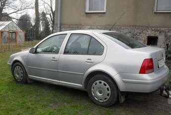 Olecko: VW BORA 1,9 TDI 110 KM