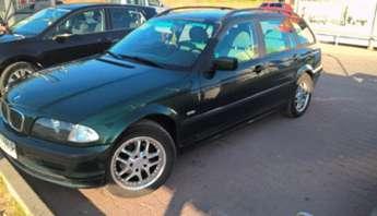 Olsztyn: BMW 320 d Touring