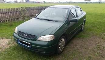 Rozogi: Opel Astra II Sedan 1,4 16V 2000r. Benzyna+LPG