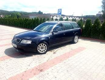 Nowe Miasto Lubawskie: Audi A6 C5 2,4 V6 PB + LPG :: SKÓRA, XENON, BOSE / zamiana audi a3