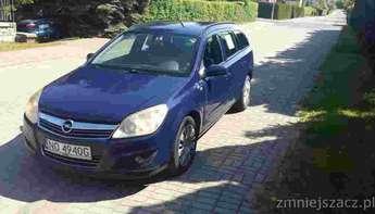 Olsztyn: Opel Astra III Kombi 1,7 CDTI 2007 r.
