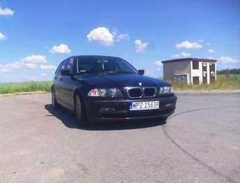 Olsztyn: Sprzedam BMW e46