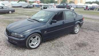 Gołdap: SPRZEDAM  BMW E46 318I 1.9 BENZ