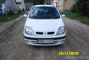 Bartoszyce: Renault Scenic