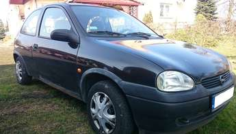 Morąg: Opel Corsa B