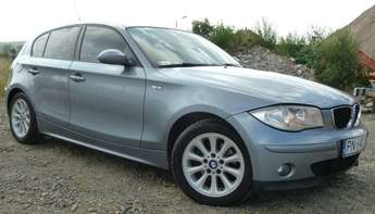 Olsztynek: BMW 118d