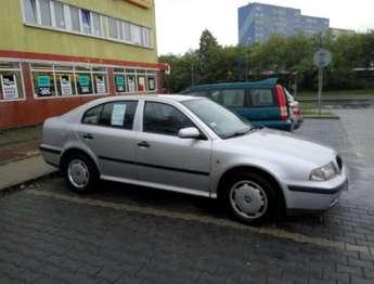 Olsztyn: Skoda octavia 1.6 Super auto w dobrej cenie