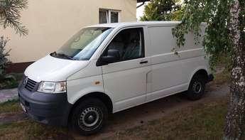 Lubawa: Sprzedam Volkswagena T5  1,9tdi