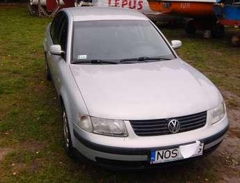 Ostróda (miasto): sprzedam VW Passat