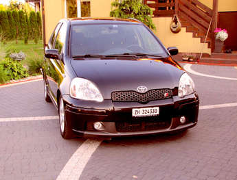 Toyota Yaris 2004 1.5 TS