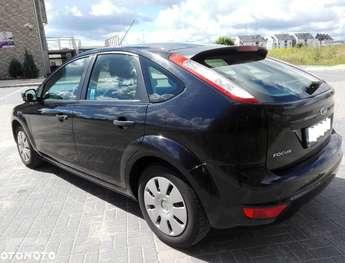 Olsztyn:  Ford Focus II PO LIFTINGU, 2008 r, KLIMA, MAŁY PRZEBIEG, ŚWIEŻE OC.