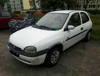 Olsztyn: Opel Corsa