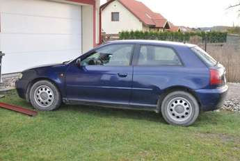 Purda: Audi A3 1.8 2000 r.