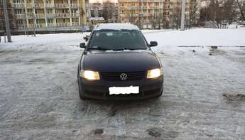 Olsztyn: VW passat benz gaz klima