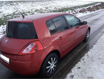 Olsztyn: Renault megane 2
