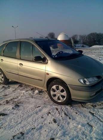 Nowe Miasto Lubawskie: Sprzedam Renault Scenic 1,9 tdi
