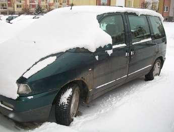 Olsztyn: Citroen Evasion