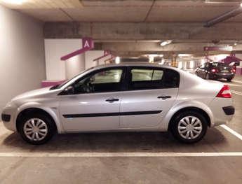Ostróda: Sprzedam Renault Megane II