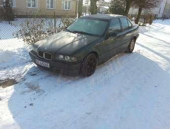 Reszel: BMW E36 325 TDS