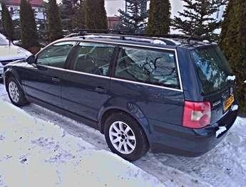 Kętrzyn: VW Passat Kombi 2005 101 TDI ANGLIK