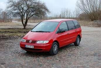 Reszel: Volkswagen Sharan 1.9 TDI Klima Doinwestowany Bardzo ładny