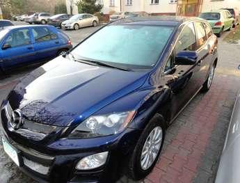 Mrągowo: sprzedam SUV -Mazda cx7