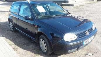 Olsztyn: Volkswagen Golf IV 1999r. 220 tys. przebiegu