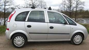 Olecko: Opel Meriva 1,6 16V