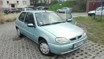 Bartoszyce (miasto): CITROEN SAXO 1.1 2003r