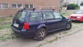 Bartoszyce: VW Golf IV