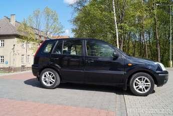 Bartoszyce: Ford Fusion 1.4 benzyna. Rok prod.2003. Przebieg 125 tyś.