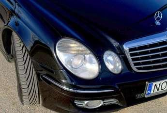 Olsztyn: SPRZEDAM MERCEDESA W211 Z SALONU AUTOIDEA