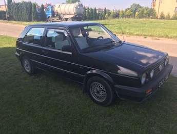 Działdowo (miasto): Sprzedam Volkswagen Golf 1991r.