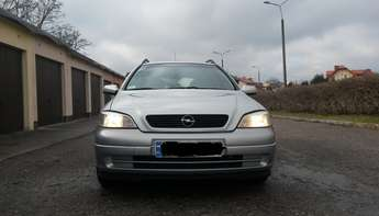 Lubawa: Opel astra II 1.6 16v