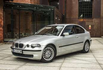 Olsztyn: BMW SERIA 3 E46 316TI 1.8 Benzyna E46 Compact
