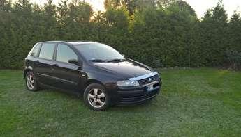 Pisz: Fiat Stilo 1.2 16V benzyna + gaz BRC, rok 2003, przebieg 175200, czarny