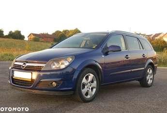 Olsztyn: Opel Astra Prywatny Opel Astra H III 1.8 LPG niepowtarzalny