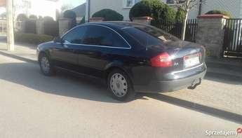 Gołdap: sprzedam lub zamienię Audi a6