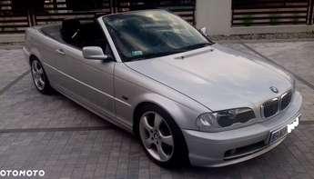 Ełk (miasto): BMW E46 318ci cabrio 2003