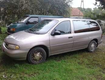 Bartoszyce: Ford Windstar Benzyna Zadbany