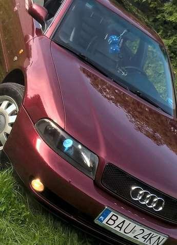 Kętrzyn (miasto): Audi A4 B5 w jednych rekach od 9 lat