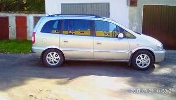 Kętrzyn (miasto): Opel Zafira 1,8+LPG BRC