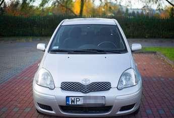 Olsztyn: Toyota Yaris wersja 5 drzwiowa - idealna do miasta i ekonomiczna na trasie