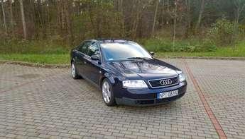 Olsztyn: Audi A6 Audi A6 C5 2.4 V6 121 KW Benzyna + LPG BRC 2 Komplety kół ALU