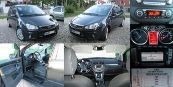 Nowe Miasto Lubawskie: FORD C-max I  Tytanium z 2008 roku przebieg 210 tyś km z silnikiem 2.0 tdci 136 km