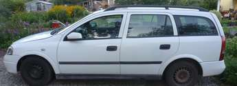 Morąg: Opel astra II G